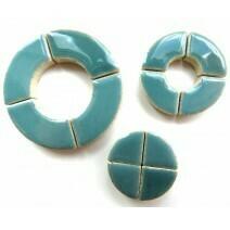 Phthalo Green circles