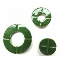 Ceramic Circles: Pesto