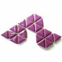 Pretty Purple triangles