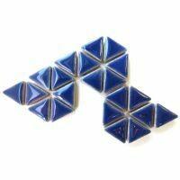 Delphinium triangles