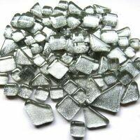 Glitter Glass: Silver Bells mix