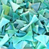 Glass: Parrotfish offcuts