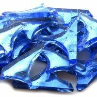 Glacial Blue mirror offcuts