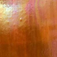 Iridised Orange Opal