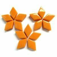 Orange Opal Diamonds