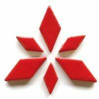 Diamonds: Poppy Red