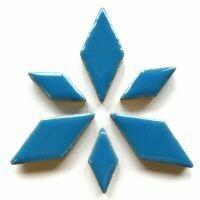 Diamonds: Thalo Blue