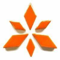 Diamonds: Popsicle Orange