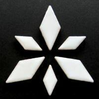 Diamonds: White