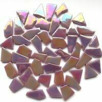 Iridised Lilac snippets 053