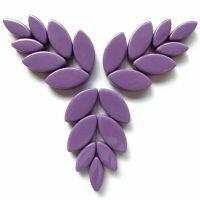 Glass Petals, Magenta