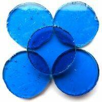 Turquoise circles