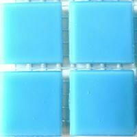 Pale Turquoise, 20mm Silk