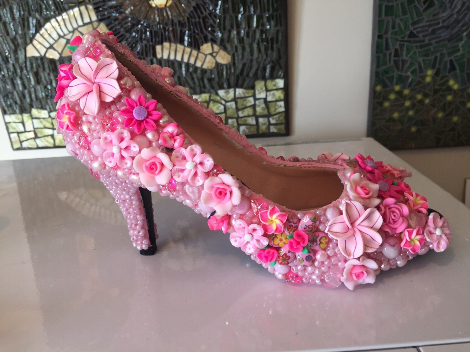 Princess shoe