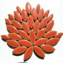 Ceramic Petals: Wild Salmon