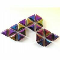 Ceramic triangles: Disco Lights