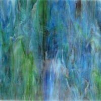 Indigo Green Aqua