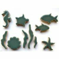 Sea life, Phthalo Green