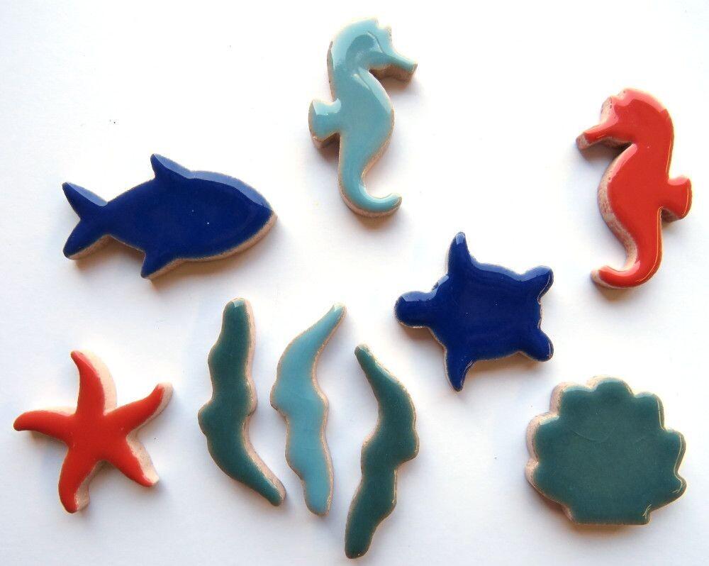 Sea life Mix (all four colours)