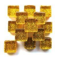 10mm Mini Gold Glitter