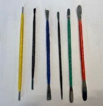 Stainless Steel sculpting tools