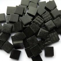 12mm: Matte Opal Black
