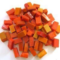 Smalti: Antique Orange Delight