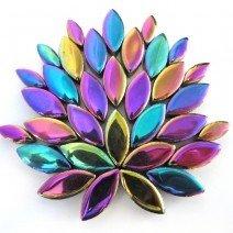 Ceramic Petals: Disco Lights