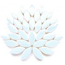 Ceramic Petals: Ice Blue