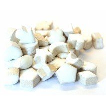 Ceramic Charms: Mini White