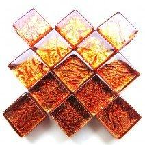 Amber mini foil