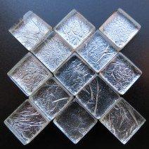 Silver mini foil