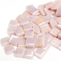 Pale Pink Iridised
