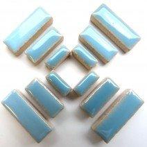 Ceramic Rectangles: Azure