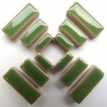 Ceramic Rectangles: Jade