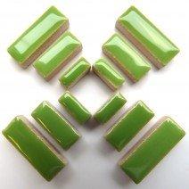 Ceramic Rectangles: Kiwi