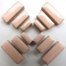 Ceramic Rectangles: Sweet Pink