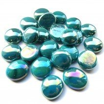 Teal Opalescent