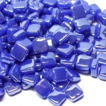 8mm: Pearlised Brilliant Blue