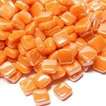 8mm: Pearlised Orange Opal