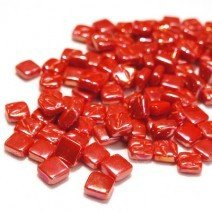 Pearlised Bright Red, 50g