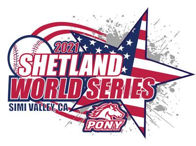2021 Shetland World Series Stickers