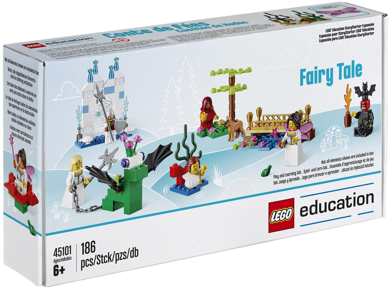 """LEGO 45101 Дополнительный набор StoryStarter """"Развитие речи 2.0. Сказки"""" и учебные материалы1"""