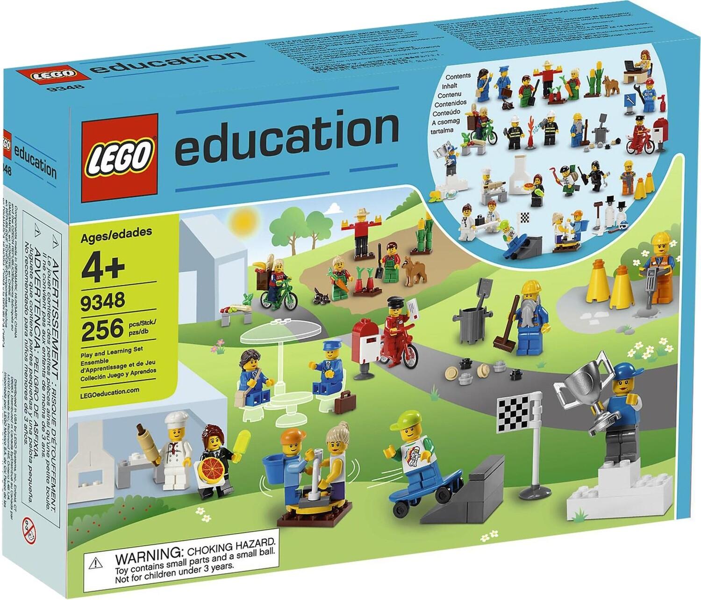 LEGO 9348 Городские жители LEGO