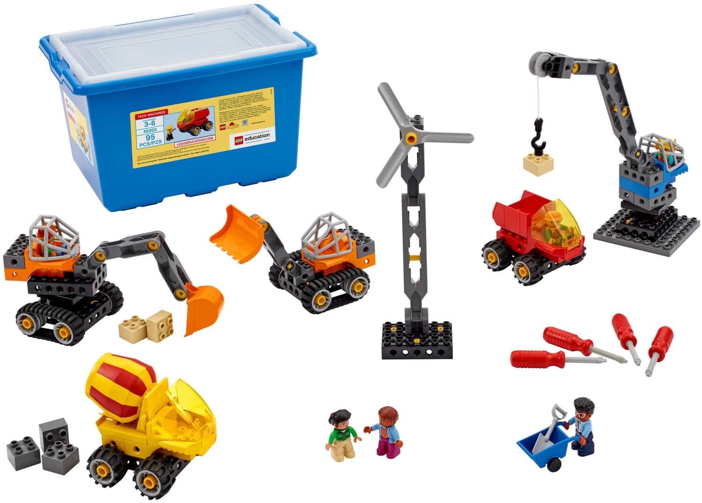 LEGO 45002 Строительные машины DUPLO
