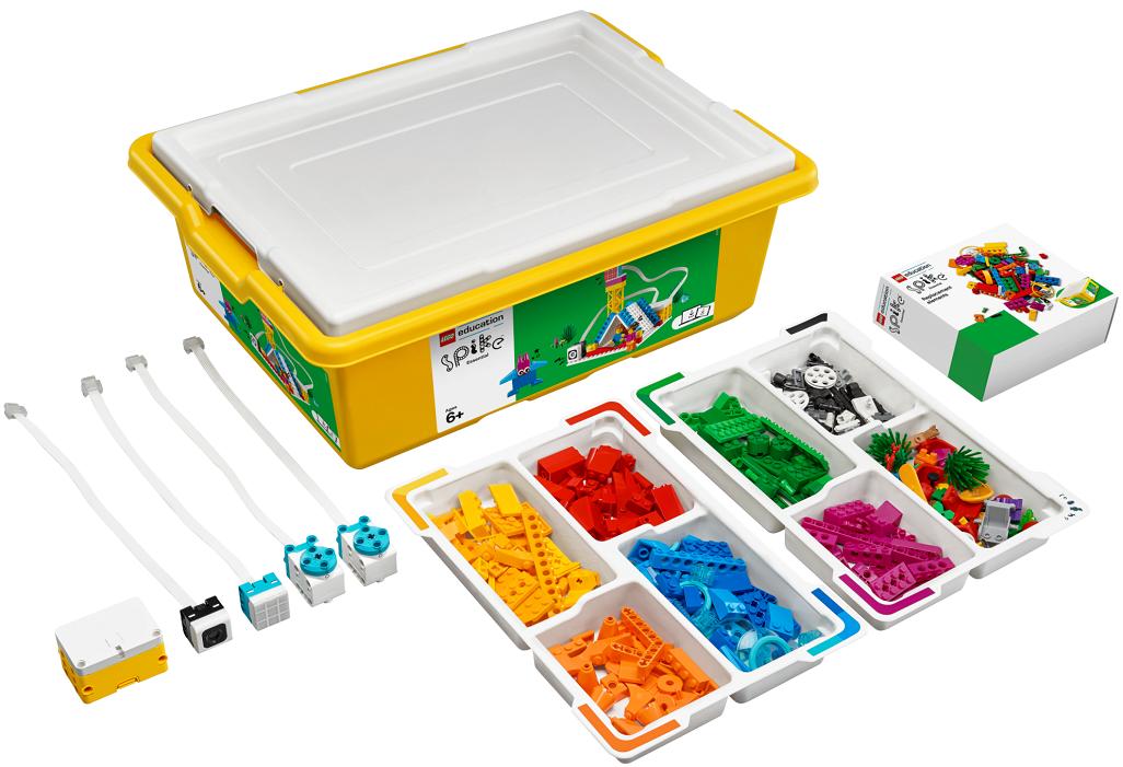 LEGO 45345 Базовый набор SPIKE Старт