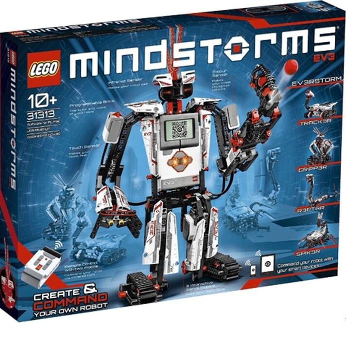 LEGO 31313 Базовый набор MINDSTORMS EV3