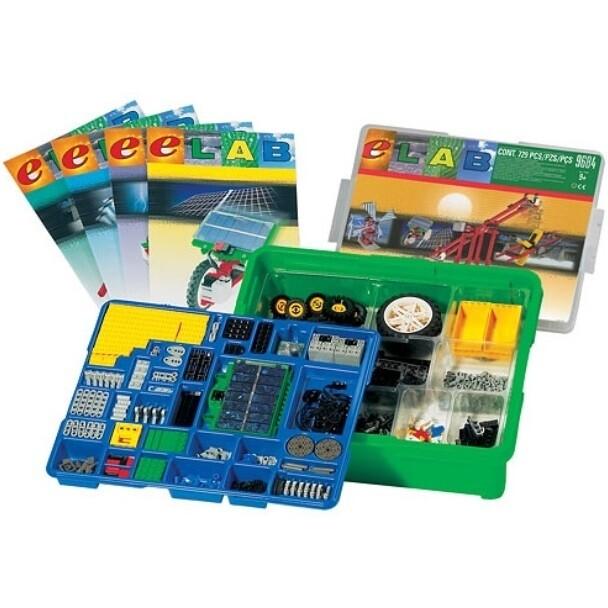 LEGO 9684 Набор «Возобновляемые источники энергии»