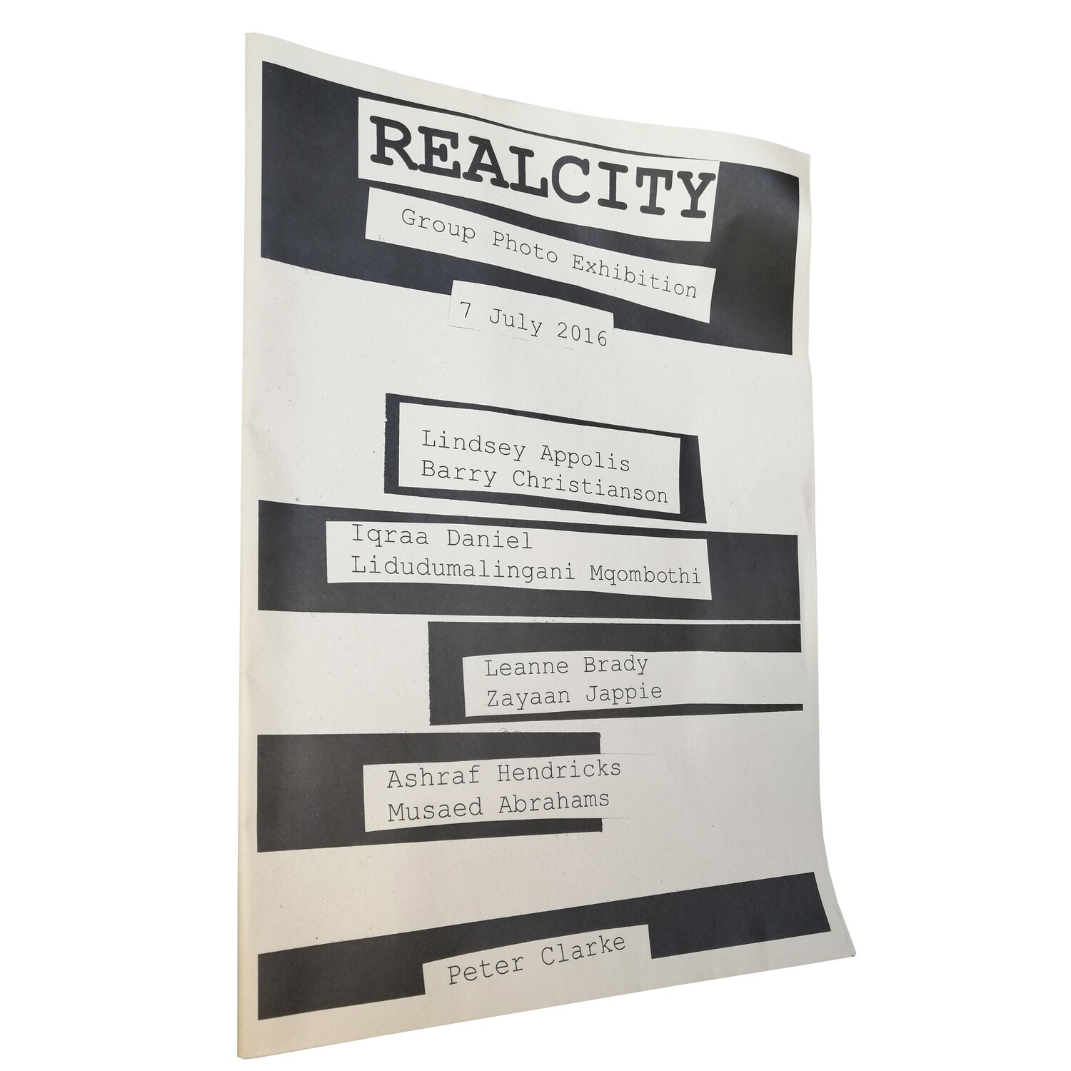 Real City: A Group Photo Exhibition