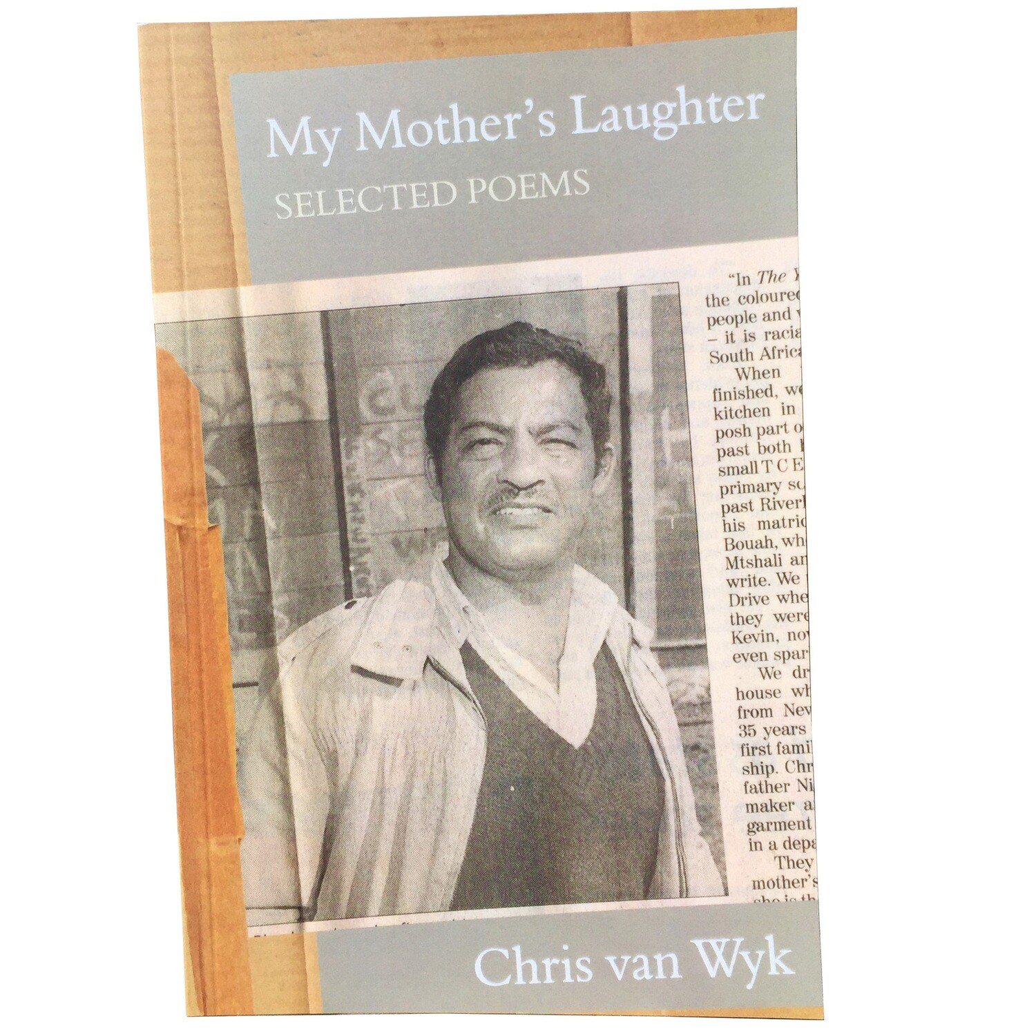 My Mother's Laughter – Selected Poems by Chris van Wyk